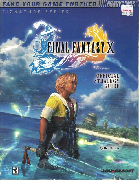 Final Fantasy X (Strategy Guide)