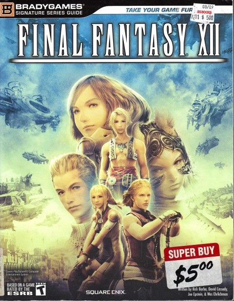 Final Fantasy XII (Strategy Guide)