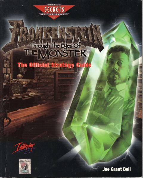 Frankenstein – Through the Eyes of the Monster (Strategy Guide)