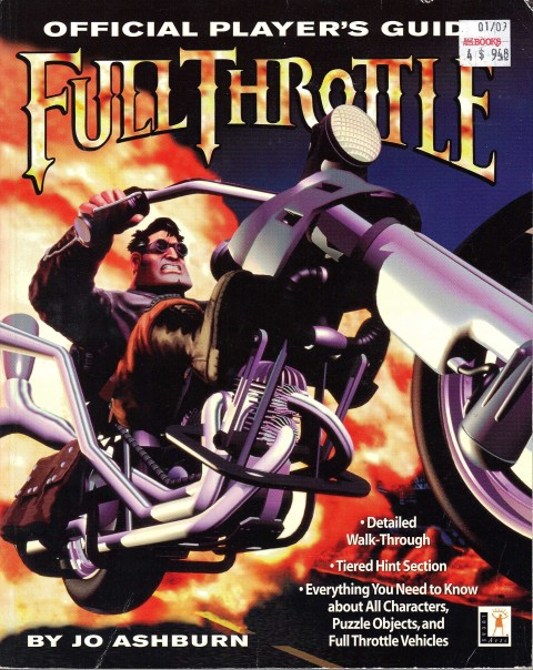 Full Throttle (Strategy Guide)