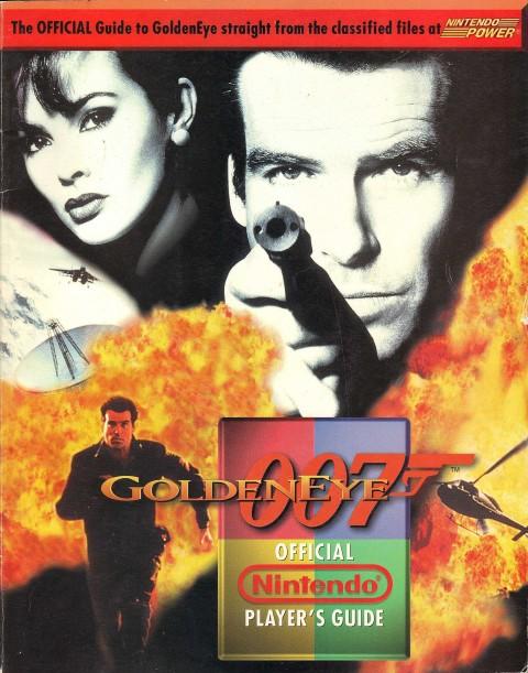 Goldeneye 007 (Strategy Guide)