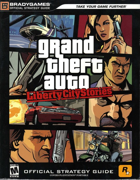 Grand Theft Auto – Liberty City Stories (Strategy Guide)