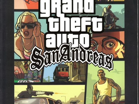 Grand Theft Auto – San Andreas (Strategy Guide)