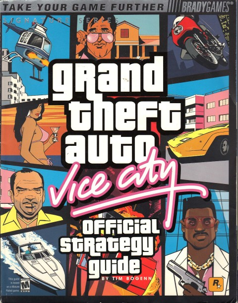 Grand Theft Auto – Vice City (Strategy Guide)