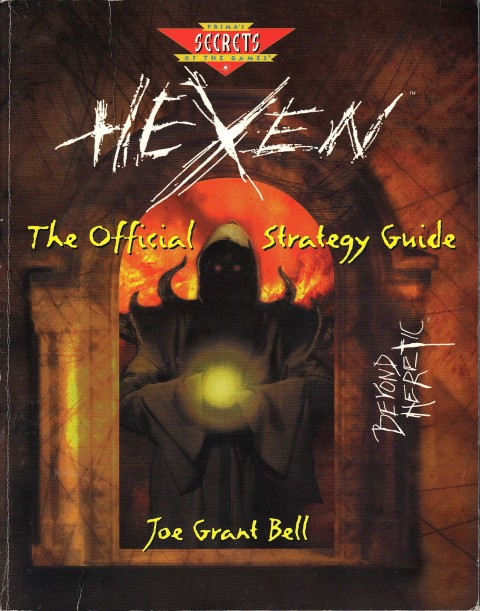 Hexen (Strategy Guide)