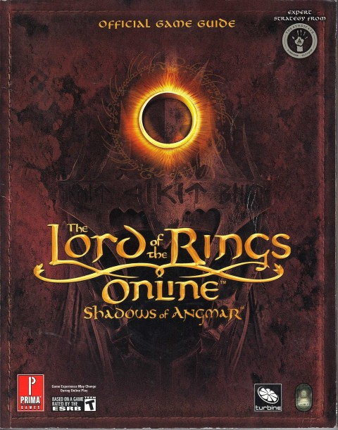 Lord of the Rings Online – Shadows of Angmar (Strategy Guide)