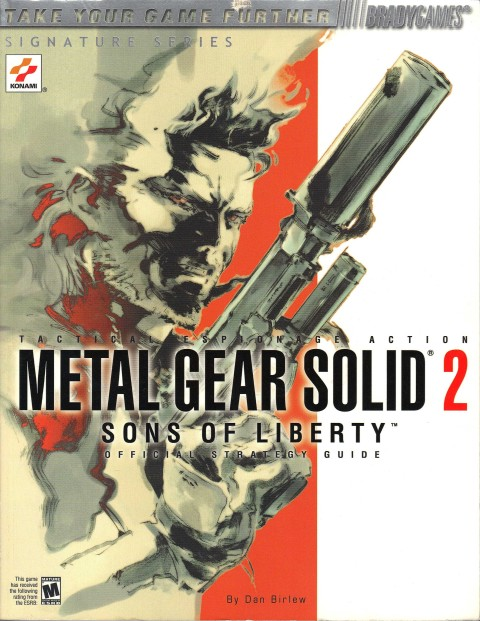 Metal Gear Solid 2 (Strategy Guide)