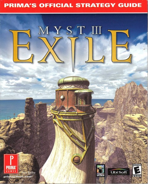 Myst III: Exile (Strategy Guide)