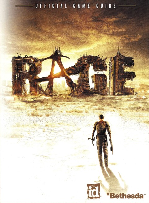 Rage (Strategy Guide)