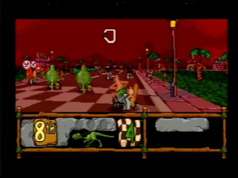 BC Racers (Sega 32x)