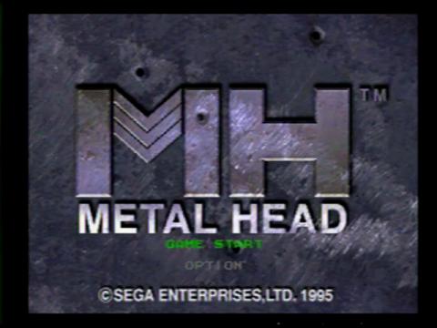 Metal Head (Sega 32x)