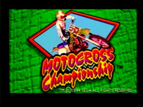 Motocross Championship (Sega 32x)
