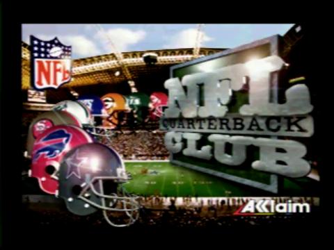 NFL Quarterback Club (Sega 32x)