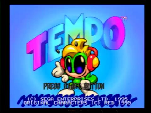 Tempo (Sega 32x)