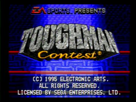 Toughman Contest (Sega 32x)