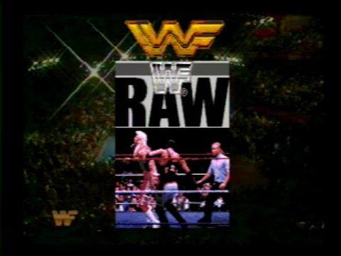 WWF Raw (Sega 32x)