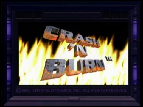 Crash n Burn (3do)