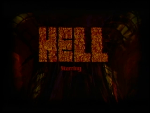 Hell: A Cyberpunk Thriller (3do)