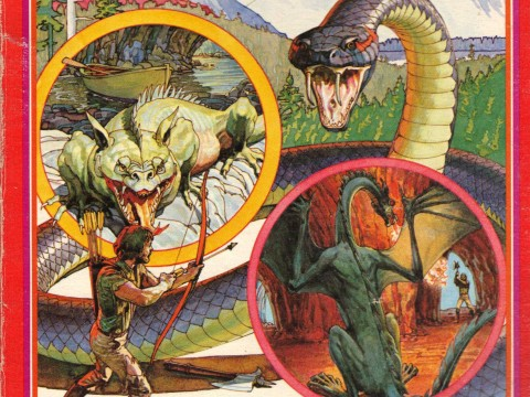 Advanced Dungeons & Dragons (Cover)