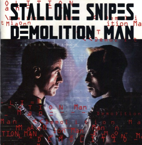 Demolition Man (Manual)