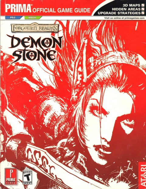 Demon Stone (Strategy Guide)