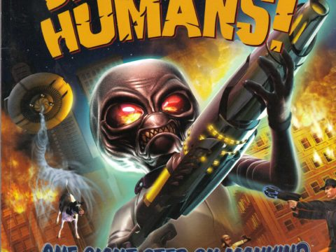 Destroy All Humans! (Strategy Guide)