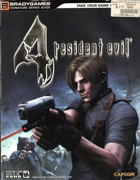 Resident Evil 4 (Strategy Guide)