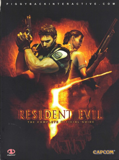 Resident Evil 5 (Strategy Guide)