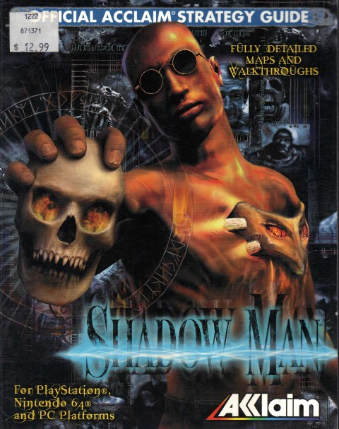 Shadowman (Strategy Guide)