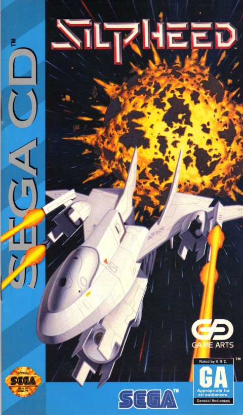 Slipheed (Sega CD Manual)