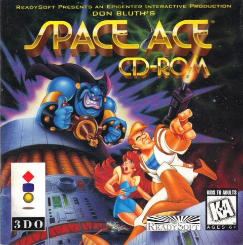 Space Ace (Manual)