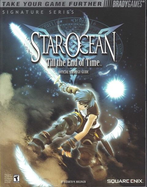 Star Ocean – Till the End of Time (Strategy Guide)