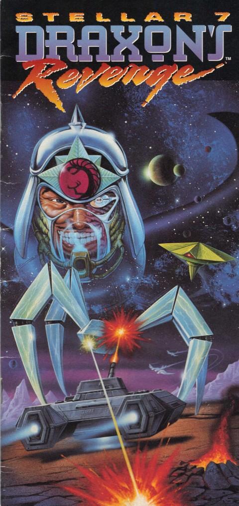 Stellar 7: Draxon's Revenge (Manual)