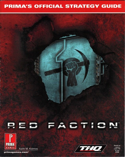Red Faction (Strategy Guide)