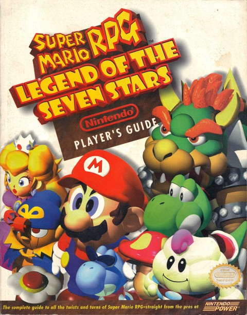 Super Mario RPG (Strategy Guide)