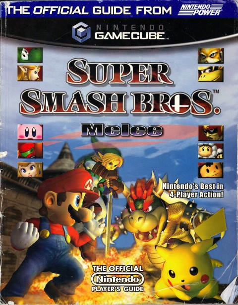 Super Smash Brothers Melee (Strategy Guide)