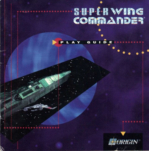 Super Wing Commander (Manual)