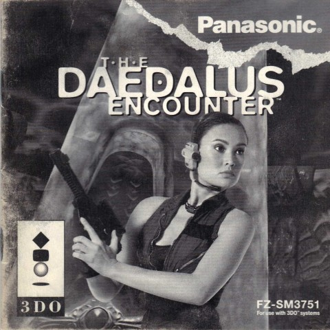 The Daedalus Encounter (Manual)