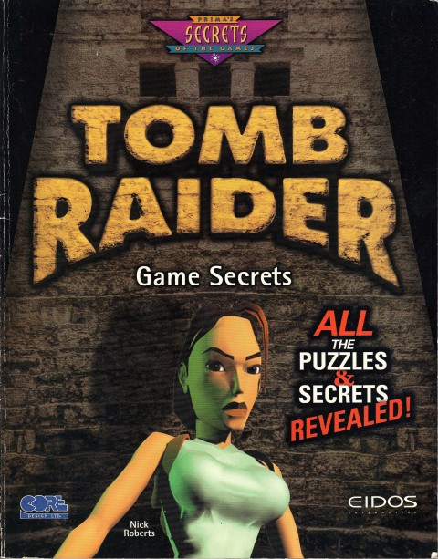 Tomb Raider (Strategy Guide)