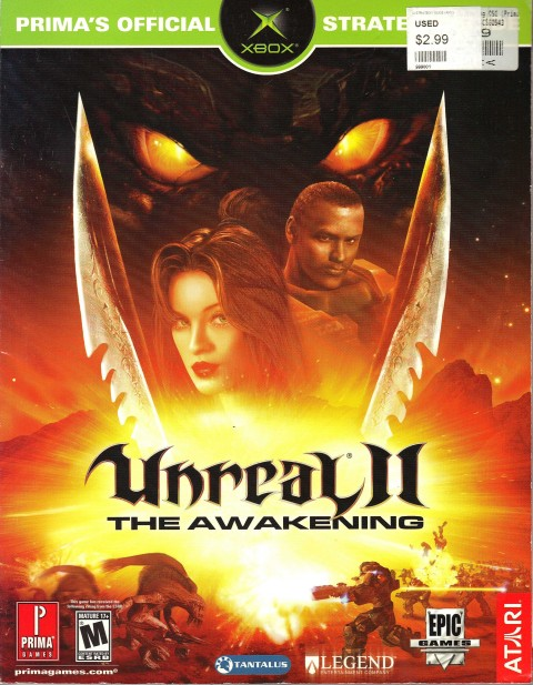 Unreal II: The Awakening (Strategy Guide)