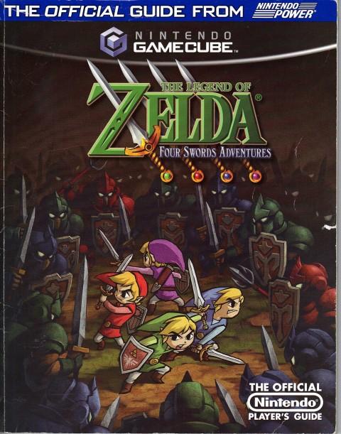 Legend of Zelda: Four Swords Adventures (Strategy Guide)