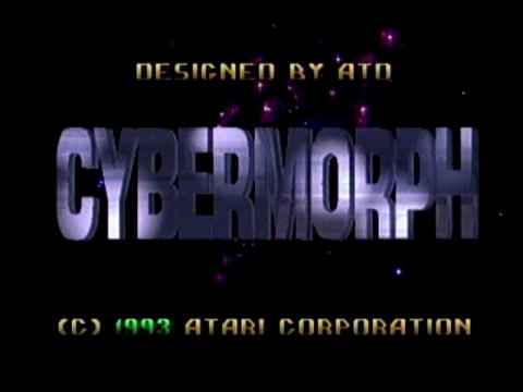 Cybermorph (Atari Jaguar)