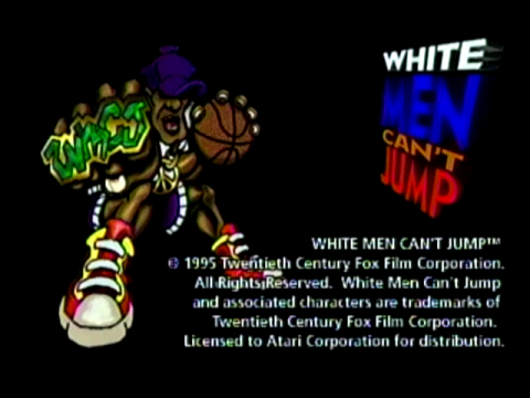 White Men Can't Jump (Atari Jaguar)