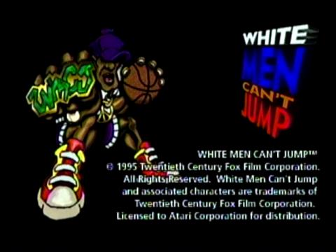 White Men Can't Jump (Atari Jaguar)