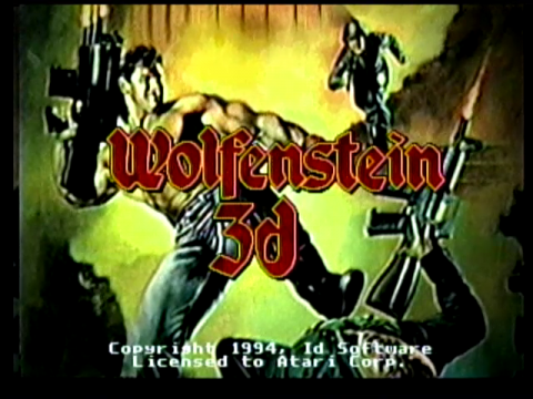 Wolfenstein 3d (Atari Jaguar)