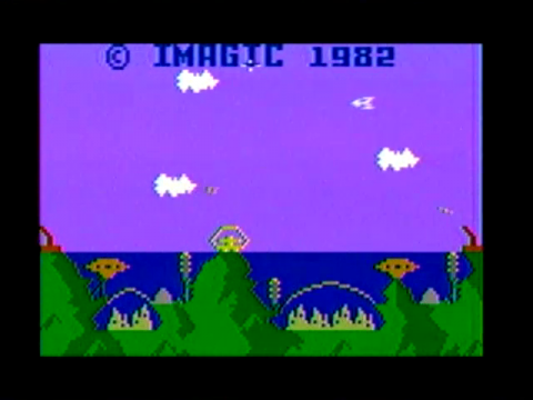 Atlantis (Intellivision)