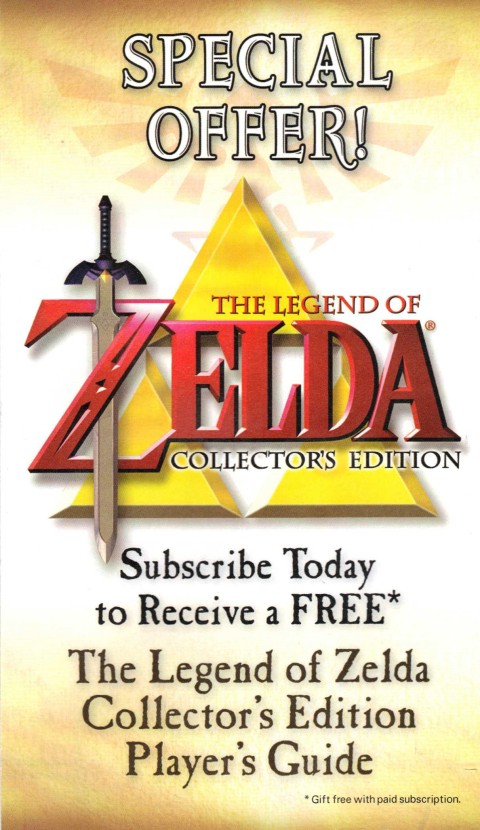 Legend of Zelda – Collectors Edition (Gamecube Special Offer)
