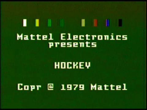 Hockey (Intellivision)