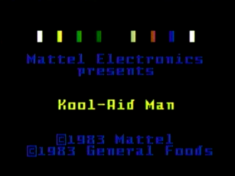 Kool-Aid Man (Intellivision)