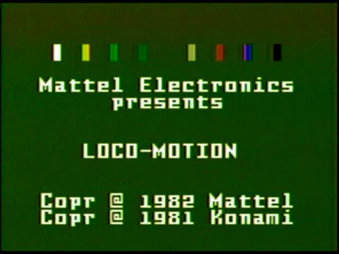 Locomotion (Intellivision)